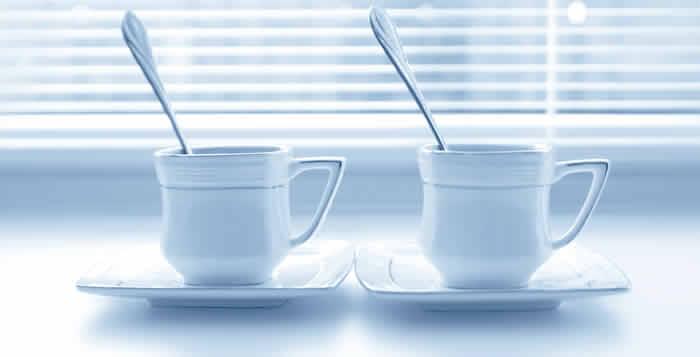 Weet je nog niet goed wat je wilt? Drink een kopje koffie (bij ons!)