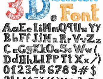 Wat is de ideale lettergrootte, -type en kleur?