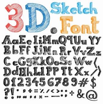 Waarom kun je het beste grote letters gebruiken (ook al vind je dat niet mooi)
