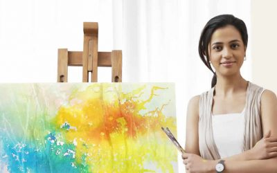 Website voor beeldende kunstenaars